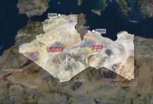 Libya-Algeria-border